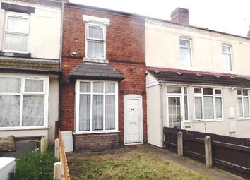 Thumbnail 2 bed terraced house for sale in Kirby Road, Winson Green, Birmingham
