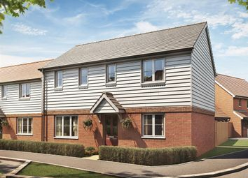 "Thumbnail 3 bed detached house for sale in ""The Clayton"" at Hyton Drive, Deal"