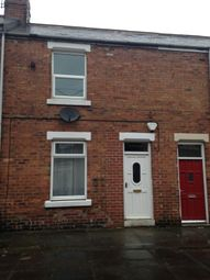 Thumbnail 2 bed terraced house for sale in Bessemer Street, Ferryhill