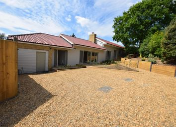 Thumbnail 3 bedroom bungalow to rent in Shooters Drive, Nazeing, Waltham Abbey