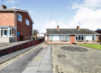 Thumbnail 2 bed bungalow for sale in Alden Hurst, Burntwood, Staffordshire