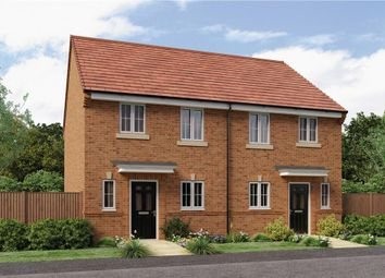 "Thumbnail 3 bedroom mews house for sale in ""The Hawthorne"" at Off Success Road, Houghton Le Spring"