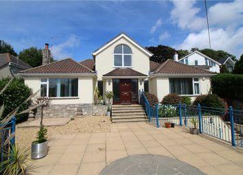 Thumbnail 4 bedroom detached bungalow for sale in Lower Parkstone, Poole, Dorset