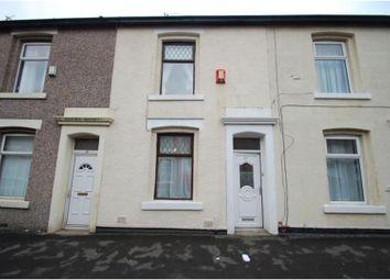 Thumbnail 2 bed terraced house for sale in Hertford Street, Blackburn