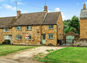 Thumbnail 5 bed semi-detached house for sale in Mill Lane, Chipping Warden, Banbury, Northamptonshire
