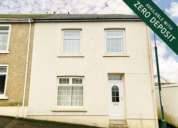 Thumbnail 2 bedroom end terrace house to rent in Gordon Terrace, Brynmawr, Ebbw Vale