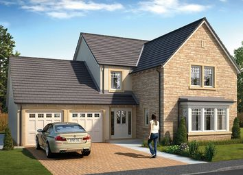 Thumbnail 4 bed detached house for sale in The Erroll At The Grange, Blackiemuir Avenue, Laurencekirk, Aberdeenshire