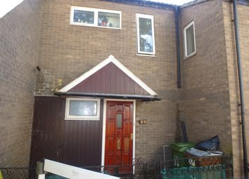Thumbnail 3 bed end terrace house for sale in Cranmer Walk, St.Anns, Nottingham