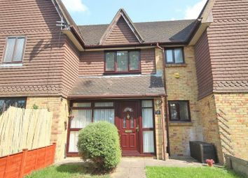Thumbnail 1 bed terraced house for sale in Tulip Close, Croydon