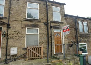 Thumbnail 1 bed terraced house to rent in Knowles Hill Road, Dewsbury, West Yorkshire