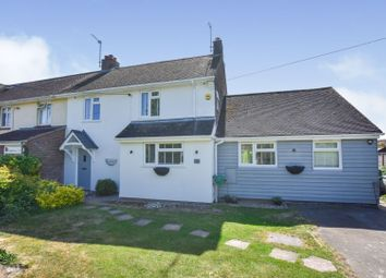 Thumbnail 4 bed semi-detached house for sale in Ravens Crescent, Felsted