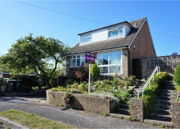Thumbnail 4 bed detached house for sale in Highbank Avenue, Purbrook, Waterlooville