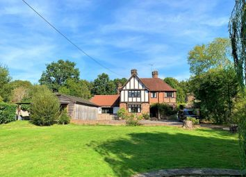 Thumbnail 4 bed detached house to rent in Common Hill, West Chiltington