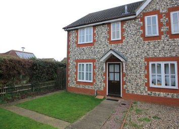 Thumbnail 3 bed semi-detached house to rent in Warren Chase, Kesgrave, Ipswich