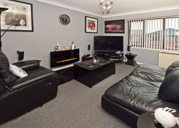Thumbnail 1 bed flat for sale in Vienna Way, Longton, Stoke-On-Trent