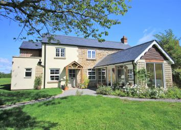 Thumbnail 4 bed detached house for sale in Howle Hill, Ross-On-Wye