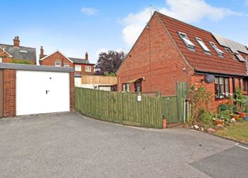 Thumbnail 2 bedroom end terrace house for sale in Queens Road, Blandford Forum