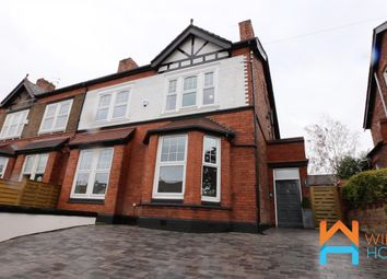 Thumbnail 5 bed semi-detached house to rent in St Andrews Road, Oxton, Wirral