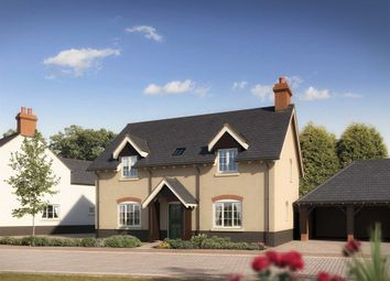 "Thumbnail 4 bed detached house for sale in ""The Overton"" at Trem Y Coed, St. Fagans, Cardiff"