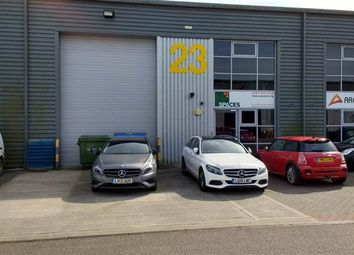 Thumbnail Warehouse to let in Unit 23, Io Centre, Salbrook Road, Redhill, Surrey