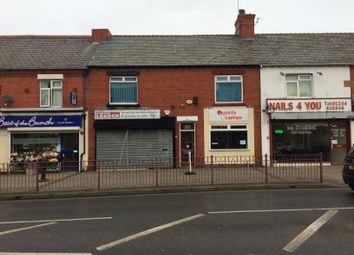 Thumbnail Retail premises for sale in 70 & 72 Chester Road West, Shotton, Deeside