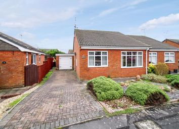 Thumbnail 2 bed semi-detached bungalow for sale in White Castle, Toothill, Swindon