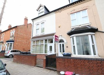 Thumbnail 4 bedroom terraced house for sale in Thornhill Road, Handsworth