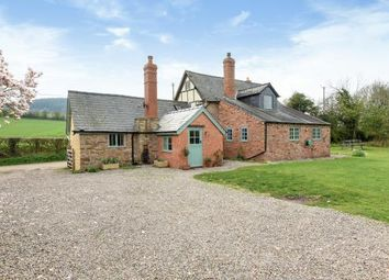 Thumbnail 3 bed cottage for sale in Tarrington, Hereford