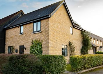 Thumbnail 4 bed semi-detached house to rent in New Hall Lane, Great Cambourne
