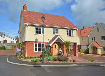 Thumbnail 4 bed detached house for sale in Cordwents View, Halberton, Tiverton