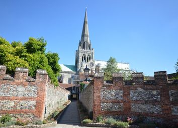 Thumbnail 1 bed flat to rent in St Richards Walk Canon Lane, Chichester