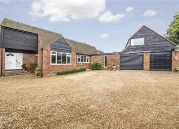 Thumbnail 5 bedroom detached house for sale in Foxhill Lane, Playhatch, Reading