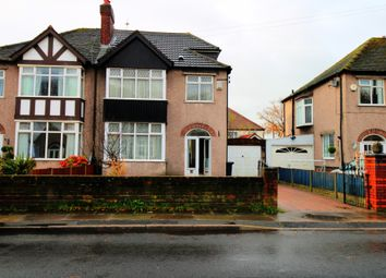 Thumbnail 4 bed semi-detached house for sale in Orchard Dale, Crosby, Liverpool
