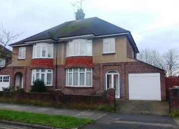Thumbnail 3 bedroom property to rent in Byron Crescent, Bedford