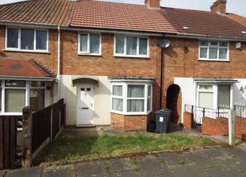 Thumbnail 3 bed terraced house for sale in Fieldhouse Road, Yardley, Birmingham, West Midlands