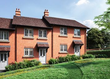 Thumbnail 3 bedroom semi-detached house for sale in Goslings Turning, Bursledon