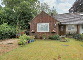 Thumbnail 2 bed semi-detached bungalow for sale in Newtown Close, Andover