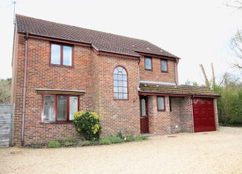 Thumbnail 4 bed detached house to rent in Bosmere Gardens, Emsworth