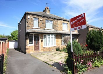 Thumbnail 3 bed semi-detached house to rent in Peckover Drive, Pudsey, West Yorkshire