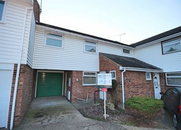 Thumbnail 3 bedroom terraced house for sale in Saddle Rise, Chelmsford, Essex