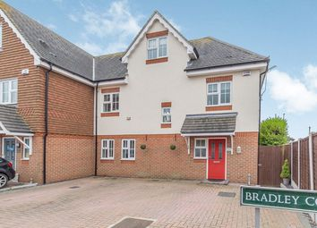 Thumbnail 4 bed semi-detached house for sale in Bradley Court The Landway, Bearsted, Maidstone