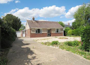 Thumbnail 2 bed detached bungalow for sale in Church Street, Sturminster Marshall, Wimborne