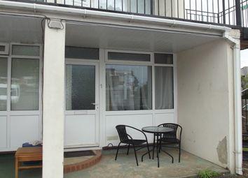 Thumbnail 1 bed flat to rent in Warren Road, Dawlish Warren, Dawlish