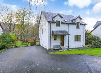 Thumbnail 3 bed detached house for sale in Balnaskeag, Kenmore