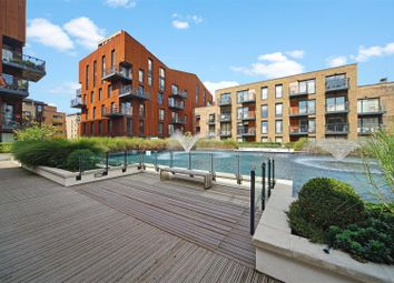 Thumbnail 2 bed flat for sale in Baroque Gardens, Mary Rose Square, London