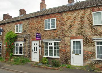 Thumbnail 2 bed cottage for sale in Stainthorpes Row, Northallerton