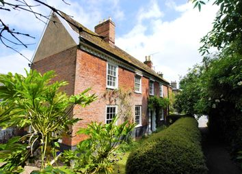 Thumbnail 3 bed detached house for sale in Church Walk, Hadleigh, Ipswich, Suffolk