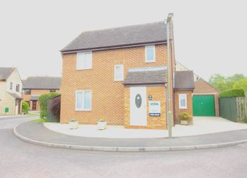 Thumbnail 3 bed detached house for sale in Manor Road, Witney