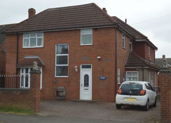 Thumbnail 4 bedroom detached house for sale in Ashby Road, Stapleton, Leicester