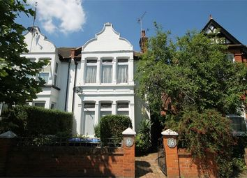 Thumbnail 3 bedroom flat to rent in Melrose Avenue, Willesden Green, London